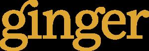 mental health startup logo ginger